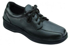 Lake Charles Women's Comfort - Lace - Diabetic Shoes - Black
