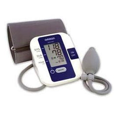 Omron Healthcare Inc Manual Inflation Blood Pressure Monitor Digital D-ring Cuff - One Each - Total Diabetes Supply