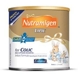 Mead Johnson Co Nutramigen with Enflora LGG Powder 12.60oz Can, Milk-based - - Total Diabetes Supply