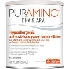 PurAmino 14.1 oz Powder - Item #: 75129023 - Each - Total Diabetes Supply