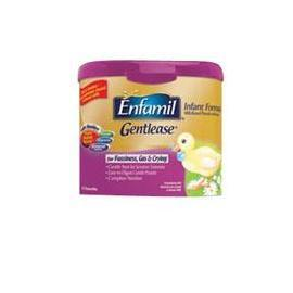 Enfamil Gentlease Infant Formula Powder 21.5 oz Tub - Each - Total Diabetes Supply