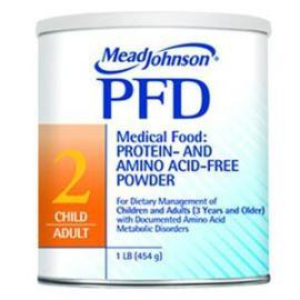 Mead Johnson PFD 2  Powder, 1 Lb - Each - Total Diabetes Supply