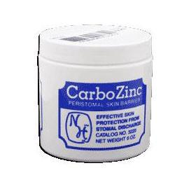Carbo Zinc Skin Barrier Paste 6 oz - Each - Total Diabetes Supply