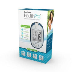 EasyTouch HealthPro Glucose Meter Kit - Total Diabetes Supply