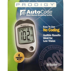 Prodigy Autocode Glucose Meter Kit - Total Diabetes Supply
