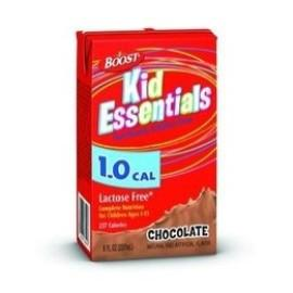 Nestle Healthcare Nutrition Boost Kid Essentials 1.0 Nutrition Fr Chocolate Flavor Drink 8oz - Total Diabetes Supply