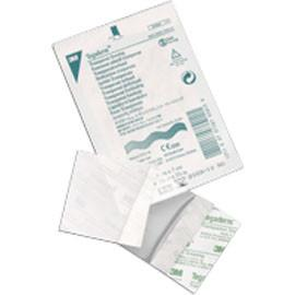 "3M Healthcare Tegaderm Transparent Film Dressing First Aid Style 4"" x 4-3/4"", Water-proof, Breathable, Each - Total Diabetes Supply"