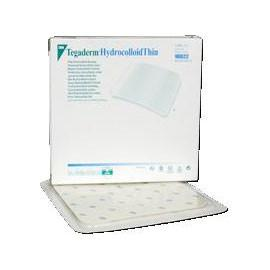 3M Tegaderm Hydrocolloid Thin Dressing 4in x 4in - Sold By Box 5 90022 - Total Diabetes Supply