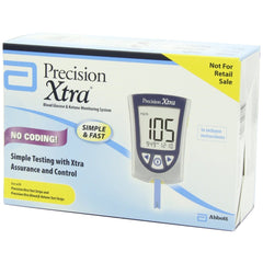 Precision Xtra Glucose Meter - Total Diabetes Supply