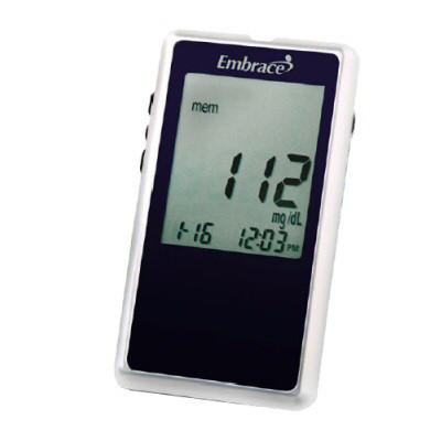 Embrace Blood Glucose Monitoring System - Total Diabetes Supply