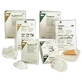 3M Tegadem HP Transparent Dressing 2.38 x 2.38 - Sold By Box Of 100 9519HP - Total Diabetes Supply
