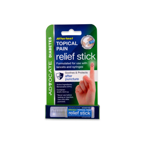Advocate Aftertest Pain Relief Stick