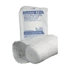 Gazetex Bandage Rolls, 4-1/2 X 147, 6 Ply, Sterile, Latex-free -  Each