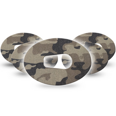 Camo Dexcom G6 Tape - Pack of 5