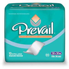 Prevail Night Time Disposable Underpads 30 x 30 - Case of 100
