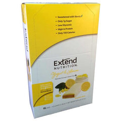 Extend Nutrition Anytime Bar Yogurt & Lemon - 15 Pack