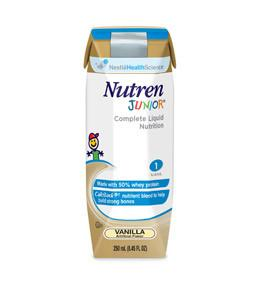 Nestle Nutren Junior Vanilla 250Ml Can