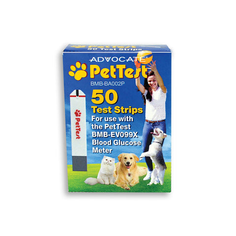 PetTest Test Strips - 50 ct.
