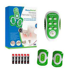 Accurelief Wireless Remote Control Dual Tens Unit