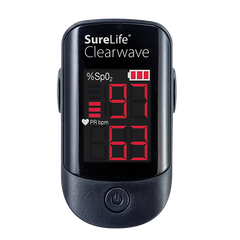 SureLife Clearwave Pulse Oximeter