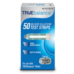 TRUEbalance Glucose Test Strips - 50 ct.