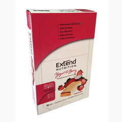Extend Nutrition Anytime Bar - Yogurt & Berry - 15 Pack