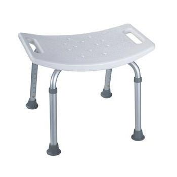 Cardinal Health Shower Chair Without Back - Each