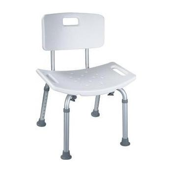 Cardinal Health Shower Chair With Back - Each