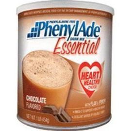 Applied Nutrition Corp PhenylAde Essential Drink Mix 454g Can, 1784 Calories, Chocolate Flavor - Each - Total Diabetes Supply