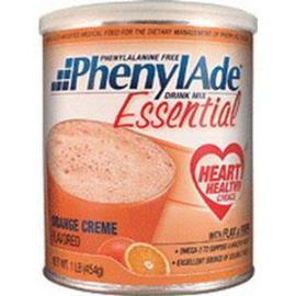 Applied Nutrition Corp PhenylAde Essential Drink Mix 454g Can, 1784 Calories, Orange Crème Flavor - Each - Total Diabetes Supply