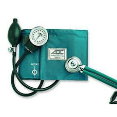 American Diagnostic Pro's Combo II Kit Cuff and Stethoscope Royal Blue, Latex-Free Inflation Bladder and Bulb -One  Each - Total Diabetes Supply