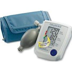 A&D Medical Upper Arm Blood Pressure Monitor with Large Cuff - Total Diabetes Supply