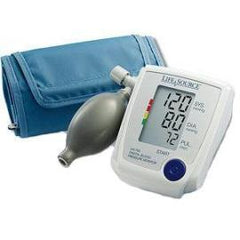 A&D Medical One-step Plus Memory BP Monitor with Small Cuff - Total Diabetes Supply