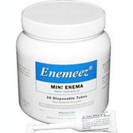 Alliance Labs Enemeez Mini Enema, 283g - Bottle of 30 - Total Diabetes Supply