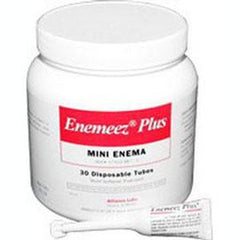 Alliance Labs Enemeez Plus Mini Enema - Bottle of 30 - Total Diabetes Supply