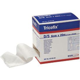 "BSN Jobst Tricofix Lightweight Absorbent Tubular Bandage 2-1/2"" x 22 yds, Sterile, Washable, Each - Total Diabetes Supply"