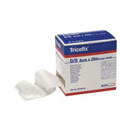 "BSN Jobst Tricofix Lightweight Absorbent Tubular Bandage 4"" x 22 yds, Sterile, Washable, Each - Total Diabetes Supply"