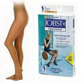 BSN Jobst Opaque Women's Firm Compression Pantyhose Medium, Natural, Closed Toe, Latex-free- Each - Total Diabetes Supply