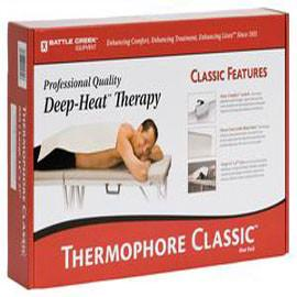 "Battle Creek Equipment Thermophore Classic Deep-Heat Moist Heat, 14"" x 14"" Medium, Soothing Heat, Relieve Pain. - Each - Total Diabetes Supply"