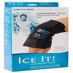 "The Ice It ColdCOMFORT Knee System, 12"" x 13"" - Total Diabetes Supply"