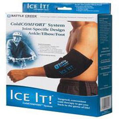 "The Ice It ColdCOMFORT Ankle/Elbow/Foot System, 10.5"" X 13"" - Total Diabetes Supply"