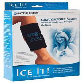"Ice It ColdCOMFORT System, Medium 6"" x 9"" - Total Diabetes Supply"