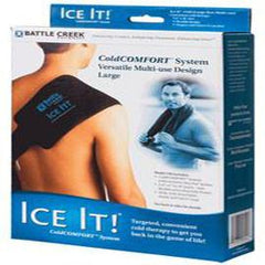 "Ice It ColdCOMFORT System, Large 6"" x 18"" - Total Diabetes Supply"