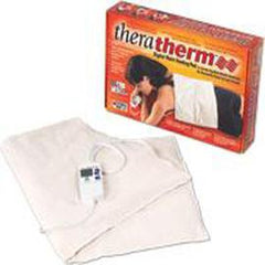 "Milliken Medical Theratherm Digital Moist Heating Pad 14"" x 14"", Medium, Lockout Mode - Each - Total Diabetes Supply"