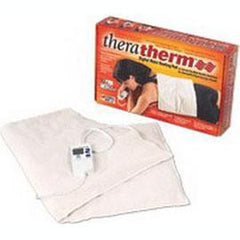 "Milliken Medical Theratherm Digital Moist Heating Pad 14"" x 27"", Standard, Lockout Mode - Each - Total Diabetes Supply"