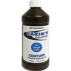 Century Pharmaceuticals Dakin's Solution 5% Wound Cleanser 16 oz, Each - Total Diabetes Supply