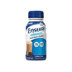 Abbott Nutrition Ensure Coffee Latte Retail - One 8oz Bottle Each