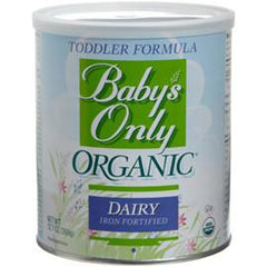 Natures One Baby's Only Organic Dairy Toddler Formula,12.7 Oz  - Total Diabetes Supply