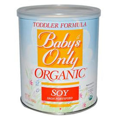 Natures One Baby's Only Organic Soy Toddler Formula, 12.7 Oz - Total Diabetes Supply