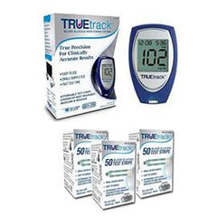 Free TRUETrack Meter w/ Purchase of 150 Test Strips - Total Diabetes Supply